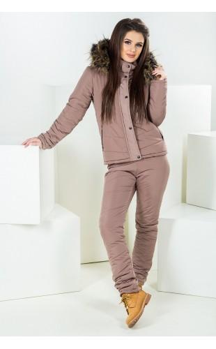 Теплый костюм 002АВ