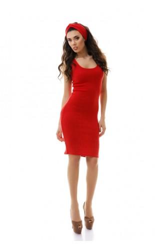 Платье с чалмой 3017/1ИК