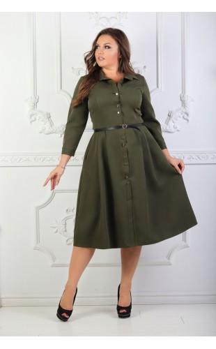 Платье - рубашка 1000/3OD