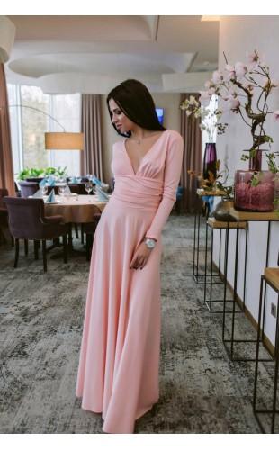 Платье в пол 365/4НВ