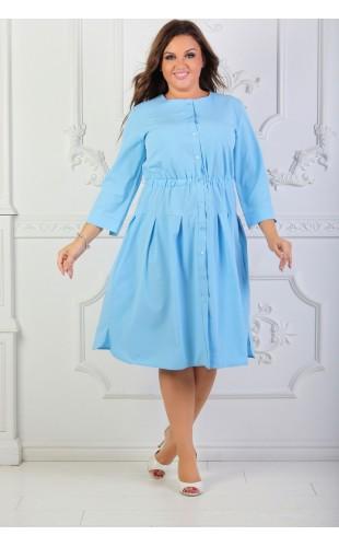 Платье-рубашка 046/5OD