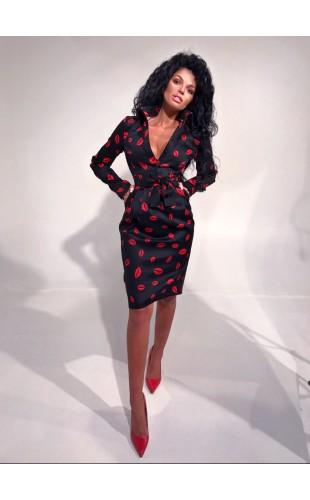 Платье-рубашка 60ДП