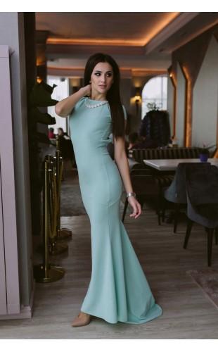 Платье в пол 364/1НВ