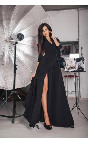 Платье на запах 0109АА