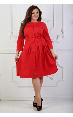 Платье-рубашка 046OD