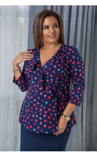 Блуза 952/3DV