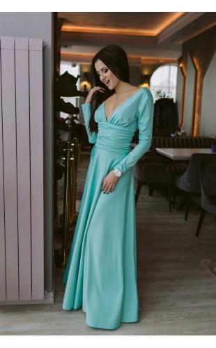 Платье в пол 365/3НВ
