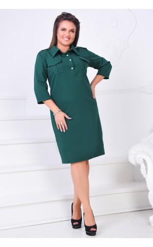 Платье-рубашка 7057/1AI