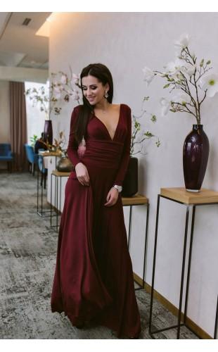Платье в пол 365/5НВ