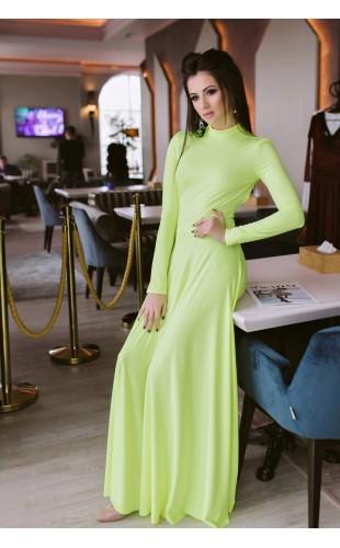 Платье в пол 366/4НВ