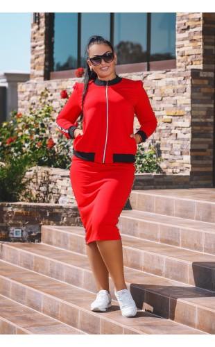 Спортивный костюм 0137DG