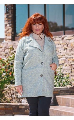 Пальто с карманами 497DG