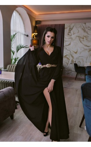 Платье в пол 369НВ