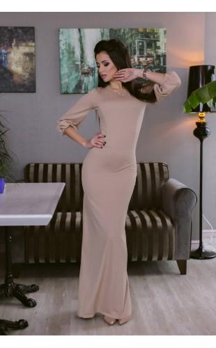 Платье в пол 190НВ