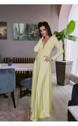 Платье в пол 365НВ