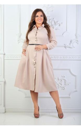 Платье - рубашка 1000/2OD