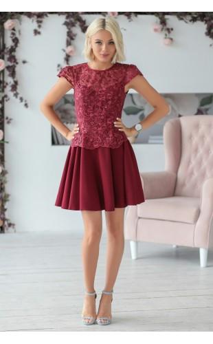 Платье Мод 029OD/1