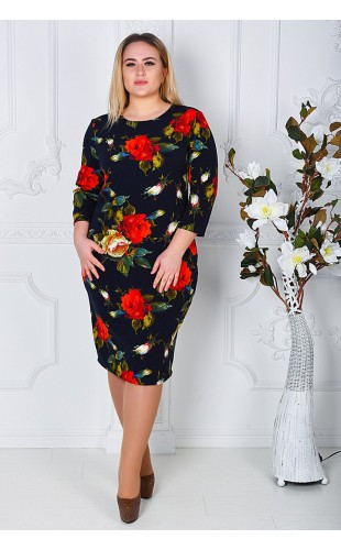 Платье 345ВХ