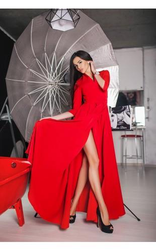 Платье на запах 0109/1АА
