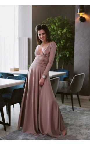 Платье в пол 365/2НВ