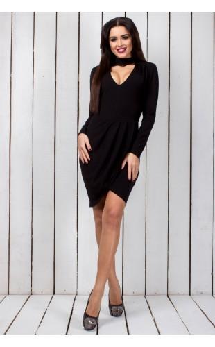Платье с чокером 390/2ЮЮ