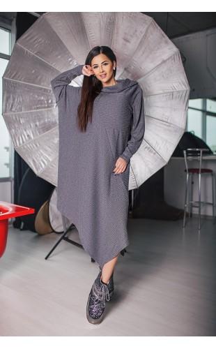 Свободное платье 0111АА