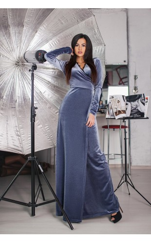 Платье на запах 0108АА