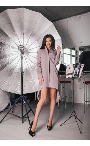 Платье-рубашка 039АА
