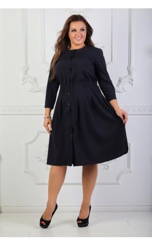 Платье-рубашка 046/6OD