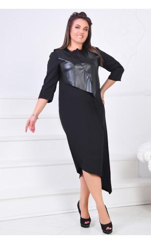 Платье с накидкой 7058/1AI