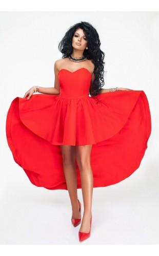 Платье со шлейфом 130ДП