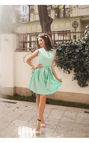 Платье женское на запах 5075/1/5SF