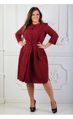 Платье-рубашка 046/3OD
