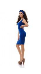 Платье с чалмой 3017ИК