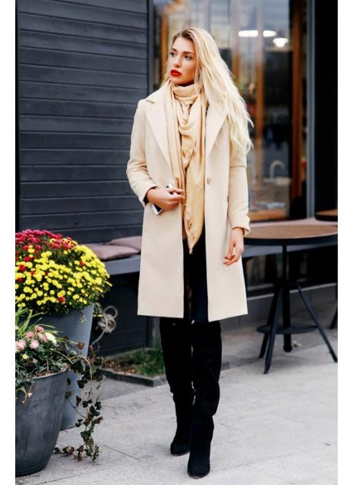 Кашемировое пальто 245КЛ