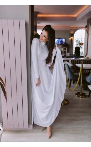 Платье в пол 366/5НВ