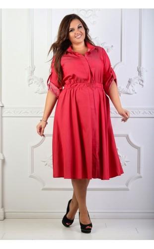 Платье - рубашка 1017/1OD